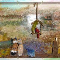 traute Zweisamkeit, 2015, Traumkästchen