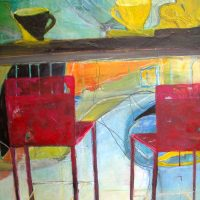 Cafehaus, 2015, Acyl