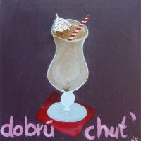 Eiskaffee mit Schirmchen, Serie